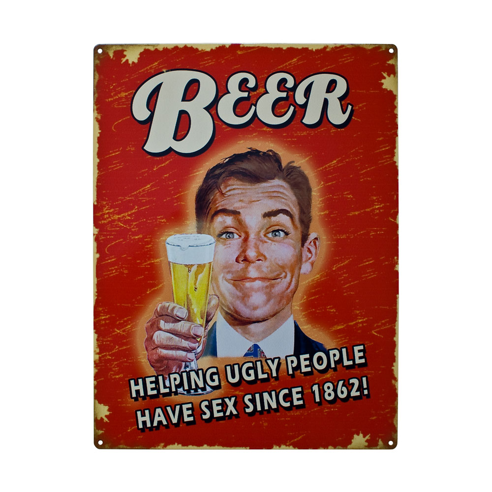 Beer Helping Ugly People Having Sex 17