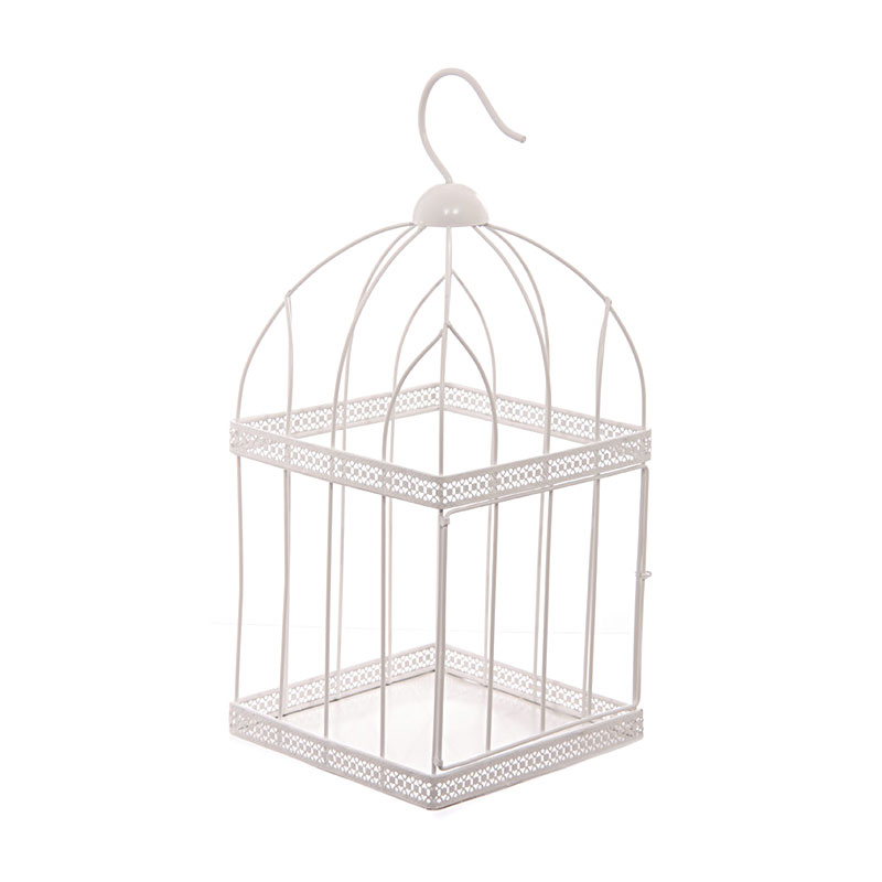 Wire Bird Cages Decorative