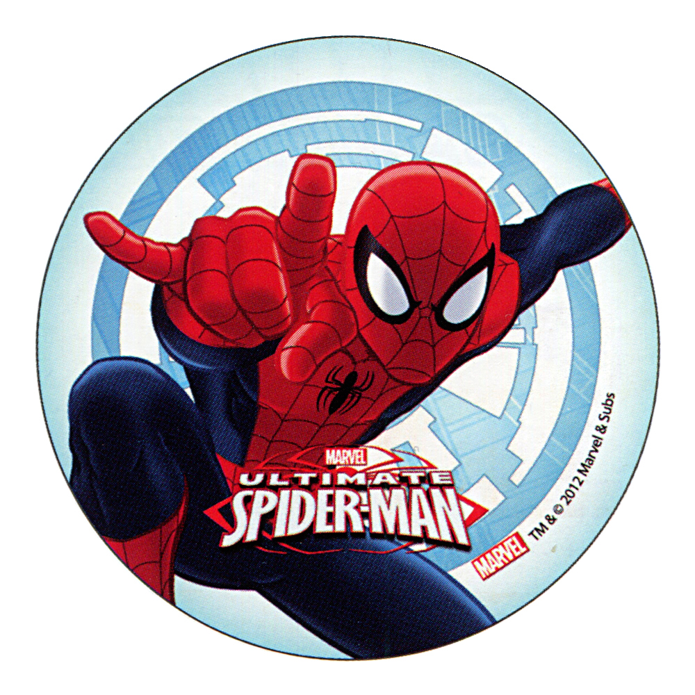 Unique Gift Shop London Ultimate Spiderman Cake Topper
