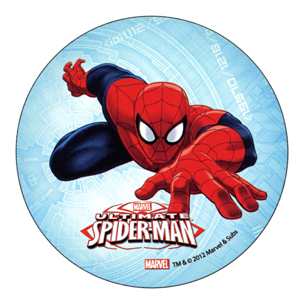 Spiderman Cake Decorations Uk : Spiderman Cupcake Toppers www.imgkid.com - The Image Kid ...