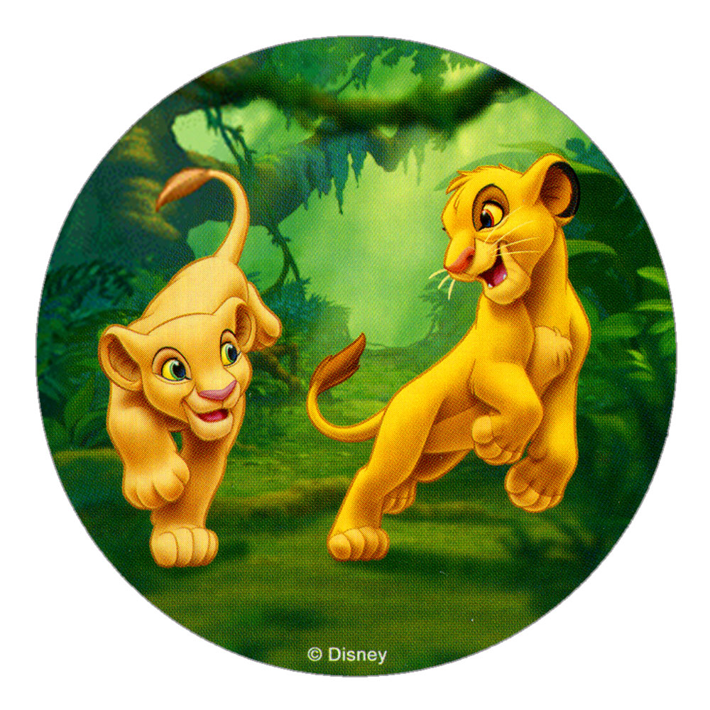 Lion King Cake Decorations Uk