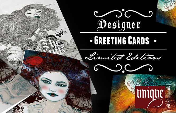 designer greeting cards