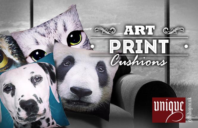 decor art print cushions